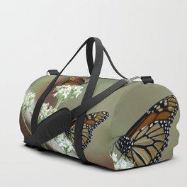 Monarch Butterflies 01 Duffle Bag