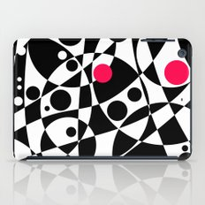 Its Not Just Black or White iPad Case