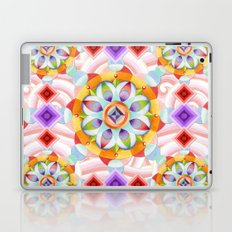 Beaux Arts Pink Waves Laptop & iPad Skin