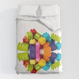 Singapore Object - Brick Comforters