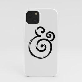 InclusiveKind Ampersand iPhone Case
