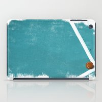 tennis iPad Cases featuring Tennis by Matt Irving