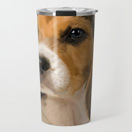 Beagle Pup Travel Mug