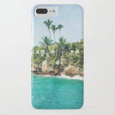 Adventure Awaits Slim Case iPhone 7 Plus