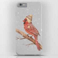 First Snow - colour option iPhone 6s Plus Slim Case