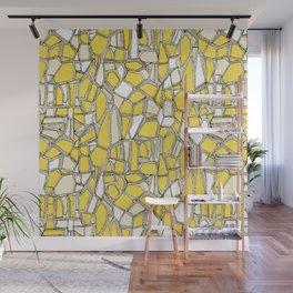 BROKEN POP lemon Wall Mural