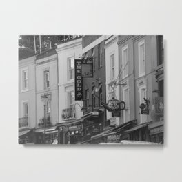 Milestone Photos Urban Metal Print