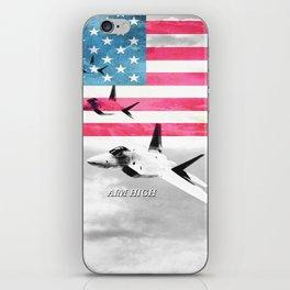 Air Force USA USAF iPhone Skin