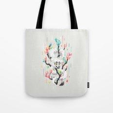 Dragon and His Treasure Tote Bag