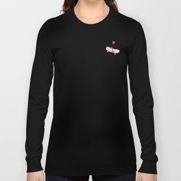 Rose & Skate Long Sleeve T-shirt