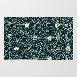 Spider Net Rug