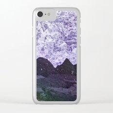 Already Broken Clear iPhone Case