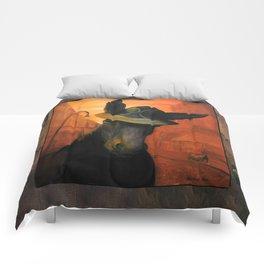Don Key Leone Comforters