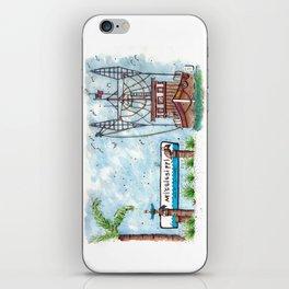 Mississippi Gulf Coast iPhone Skin