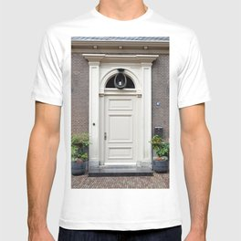 White church door T-shirt