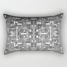Sprawl 200113 Rectangular Pillow