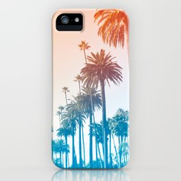 Summer in LA iPhone Case