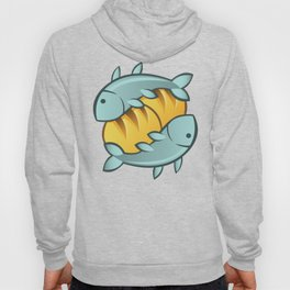 Loaves and Fishes I Hoody
