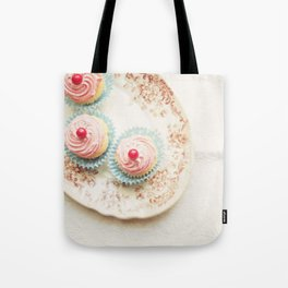 Sweet Cupcakes II Tote Bag