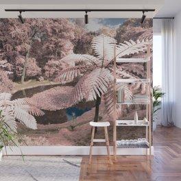 Tree ferns Wall Mural