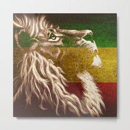 King Of Judah Metal Print