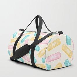 Pastel Plasters Duffle Bag