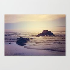 The Ocean Floor Canvas Print