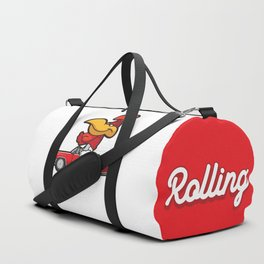 Rolling Rooster Duffle Bag