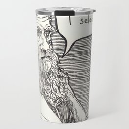 Naturally, I select you Travel Mug
