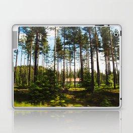 Norwegian Forest Laptop & iPad Skin