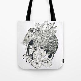 autumn rat Tote Bag