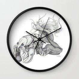 Craw Mama Wall Clock