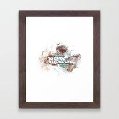 2 Corinthians 5:17 Framed Art Print