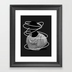 Halos Framed Art Print