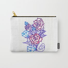 51. Women's love - Dimond and Rose  Carry-All Pouch