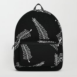 Branch Pattern Backpack