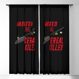 The long, long shadow of the cereal killer Blackout Curtain