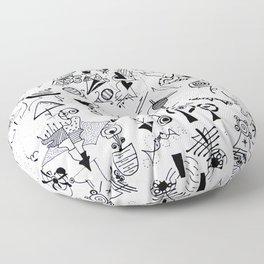Brainstorming Floor Pillow