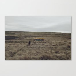 That NW Bus  Canvas Print