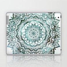 Emerald Jewel Mandala Laptop & iPad Skin