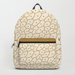 Frogspawn (Mustard) Backpack