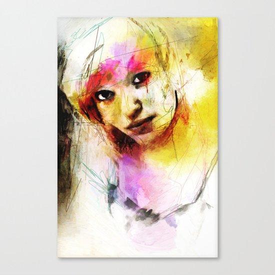 Untitled 5 Canvas Print