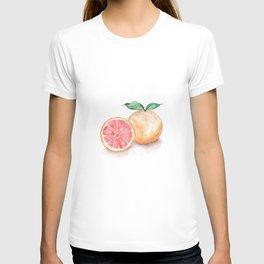 Watercolour Grapefruit T-shirt