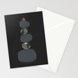 Love on Top Stationery Cards