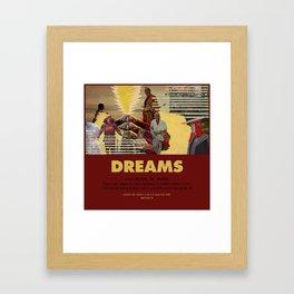 Dreams - Akira Kurosawa Framed Art Print