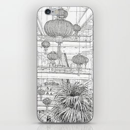 Power Plant (Right Page) iPhone Skin