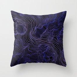 Spirit Road Throw Pillow