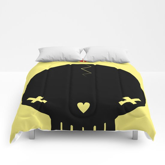 HEART BREAKER - ed. fact Comforters