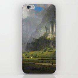 Ventus Castle iPhone Skin