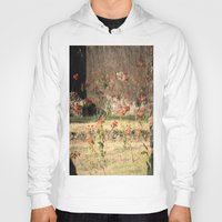 poppy Hoodies featuring Poppy by Four Hands Art